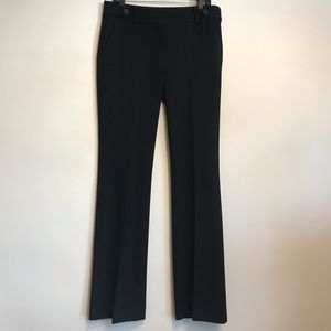 Ann Taylor Black Medium Weight Trousers - Size 8